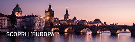 Soggiorni nelle capitali Europee