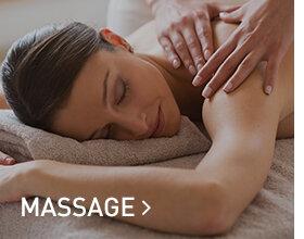 coffret cadeau Massage